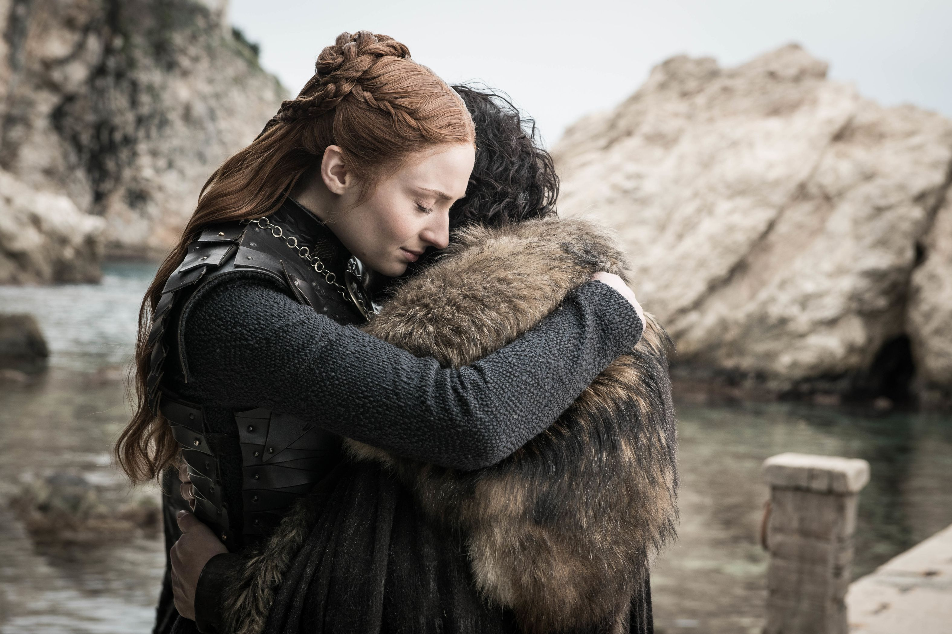 Sophie Turner's Tattoo Actually Spoiled the 'Game of Thrones' Ending a Year Ago