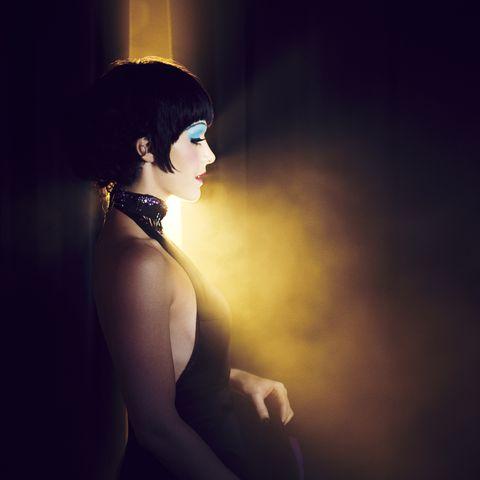 kelli barrett as liza minnelli fosse verdon cabaret episode 1 interview