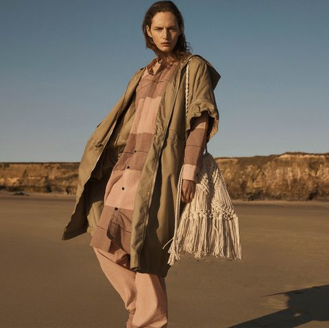 Clothing, Fashion, Outerwear, Fashion model, Fashion design, Photography, Landscape,