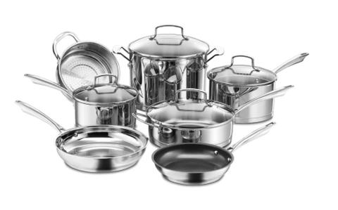 Cookware and bakeware, Stock pot, Tableware, Glass, Serveware, Metal, Steel,