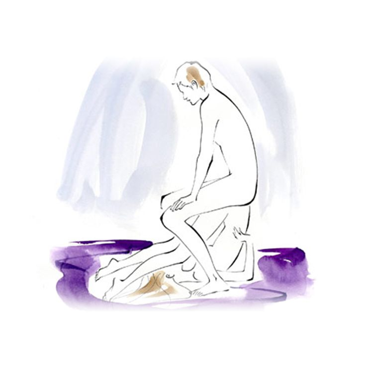 Sex positions that go deep