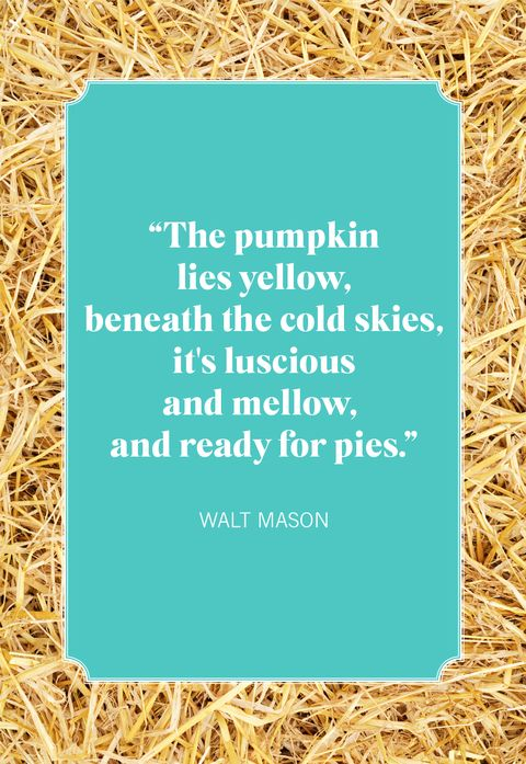 walt mason pumpkin quotes