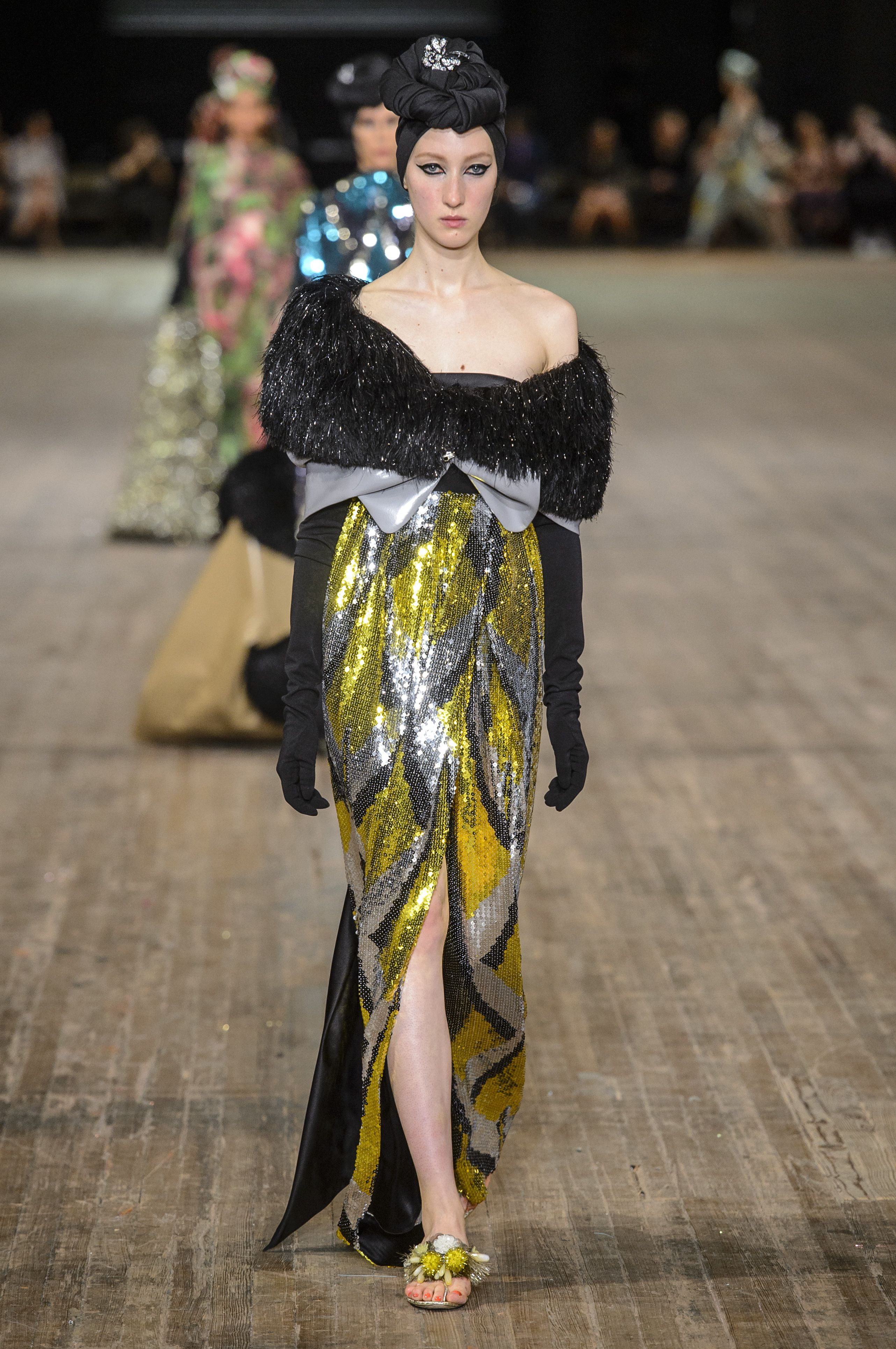 56446f8eb Designer Runway Gowns for Award Season - Red Carpet Predictions from the  Spring 2018 Collections