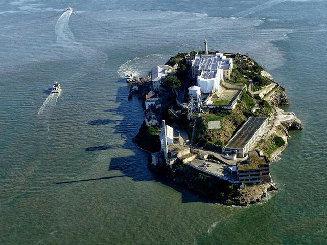The 1962 Alcatraz Prison Break Inspired By Popular Mechanics