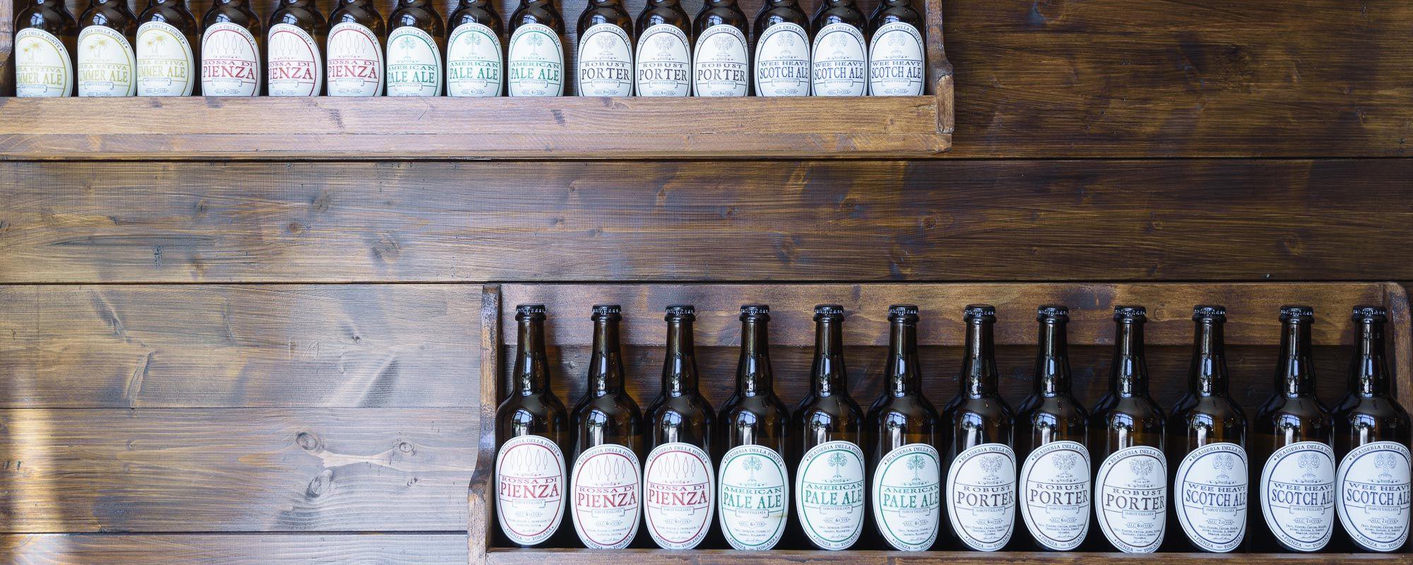 Le 20 birre artigianali più buone d'Italia