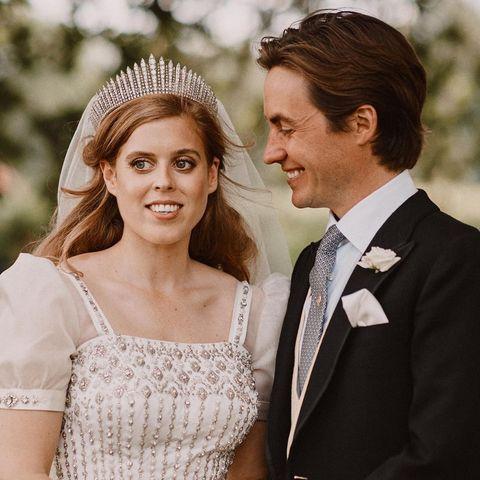 碧翠絲公主婚禮白紗