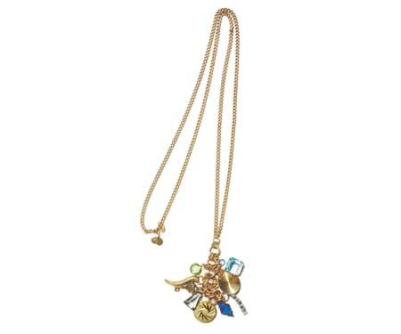 Rock a Recycled Necklace