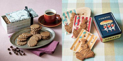 Food, Speculoos, Coffee cup, Snack, Biscuit, Cookie, Cuisine, Baking, Finger food, Cup,