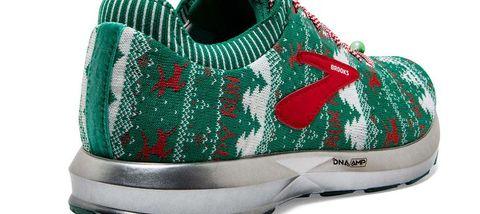 c7f3516fa52 Ugly Sweater Brooks Levitate 2 – Holiday Shoe Release