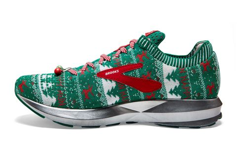 c4e123c3fc874 Ugly Sweater Brooks Levitate 2 – Holiday Shoe Release