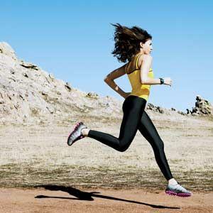 run less lose more