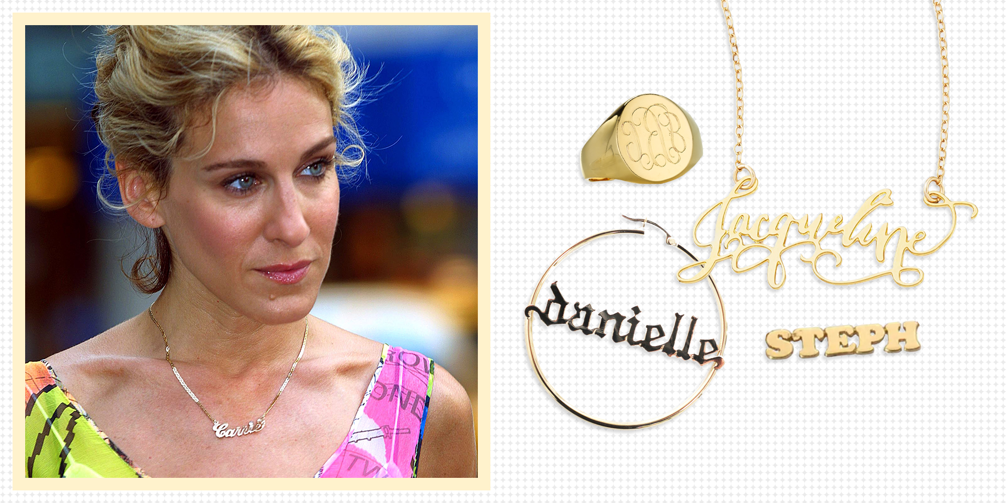 The Best Nameplate Jewelry Options