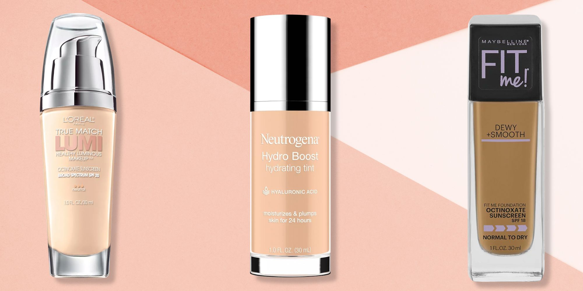 best sheer foundation for dry skin