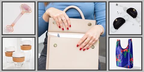 Handbag, Bag, Fashion accessory, Leather, Tote bag, Material property, Hand, Kelly bag, Birkin bag, Wallet,