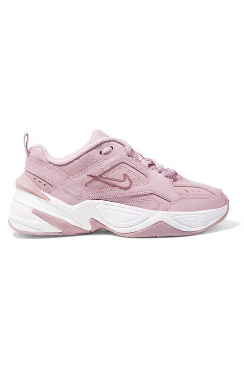 Shoe, Footwear, Sneakers, White, Sportswear, Outdoor shoe, Walking shoe, Pink, Athletic shoe, Tennis shoe,