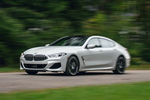 2020 Bmw 840i Gran Coupe Is The Prettier And Practical 8 Series