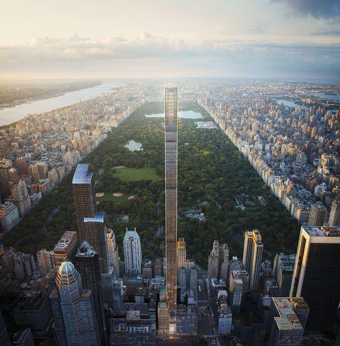111 West 57th, Stati Uniti, SHoP Architects