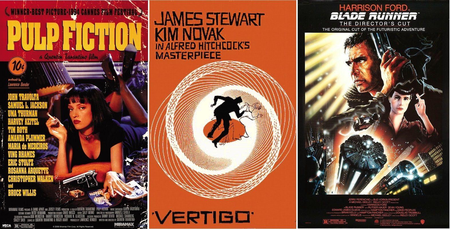Los 80 carteles más icónicos  de la historia del cine
