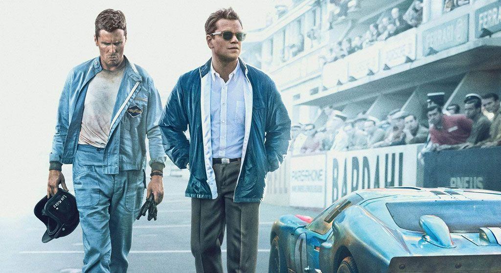 Ford V Ferrari Wins 2 Oscars