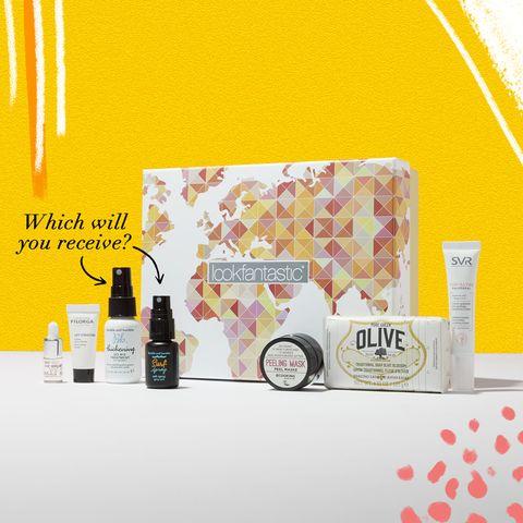 Look Fantastic best beauty box