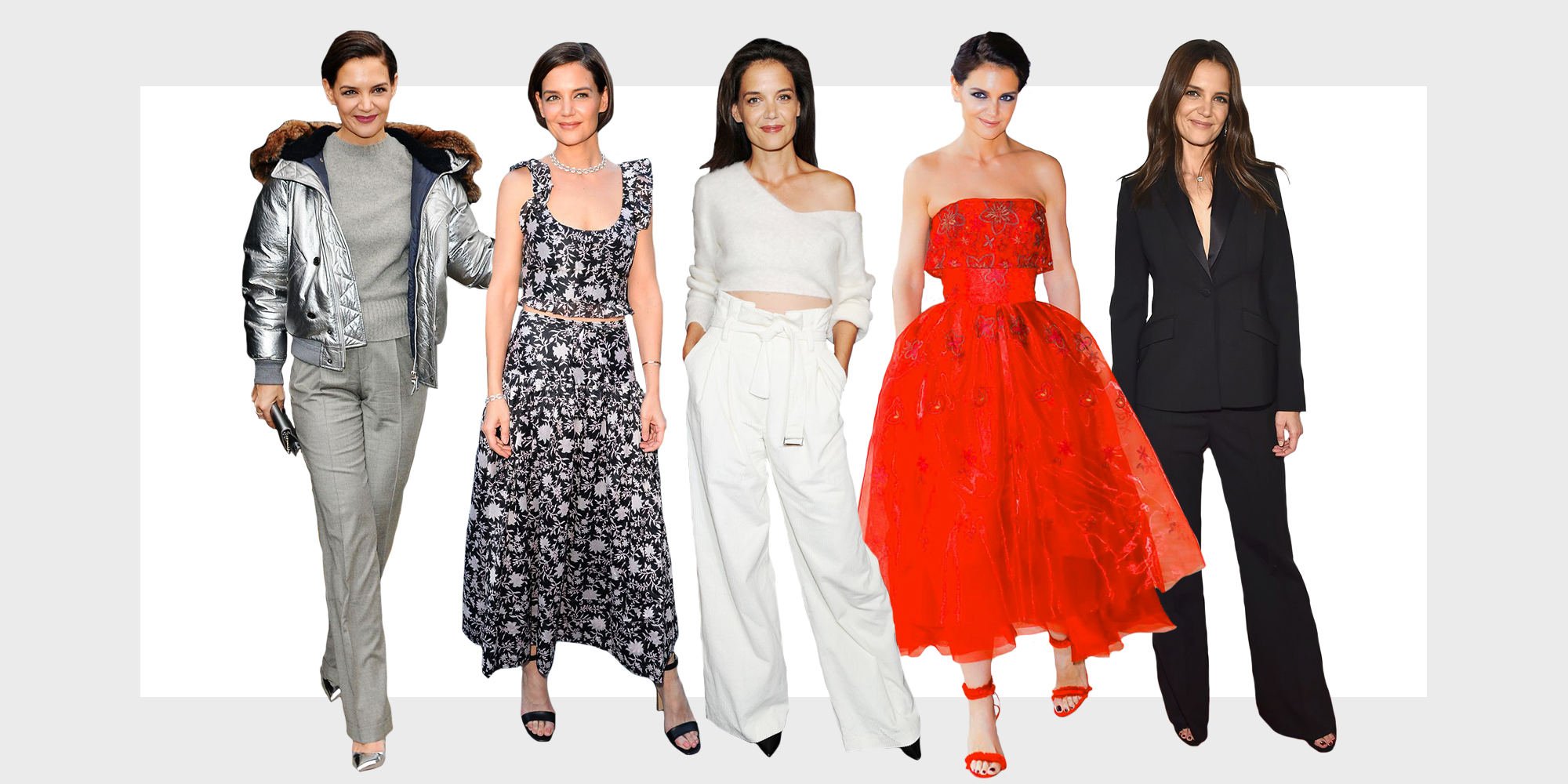 The Best Outfits Katie Holmes Has Ever Worn—Shop Similar Pieces Too