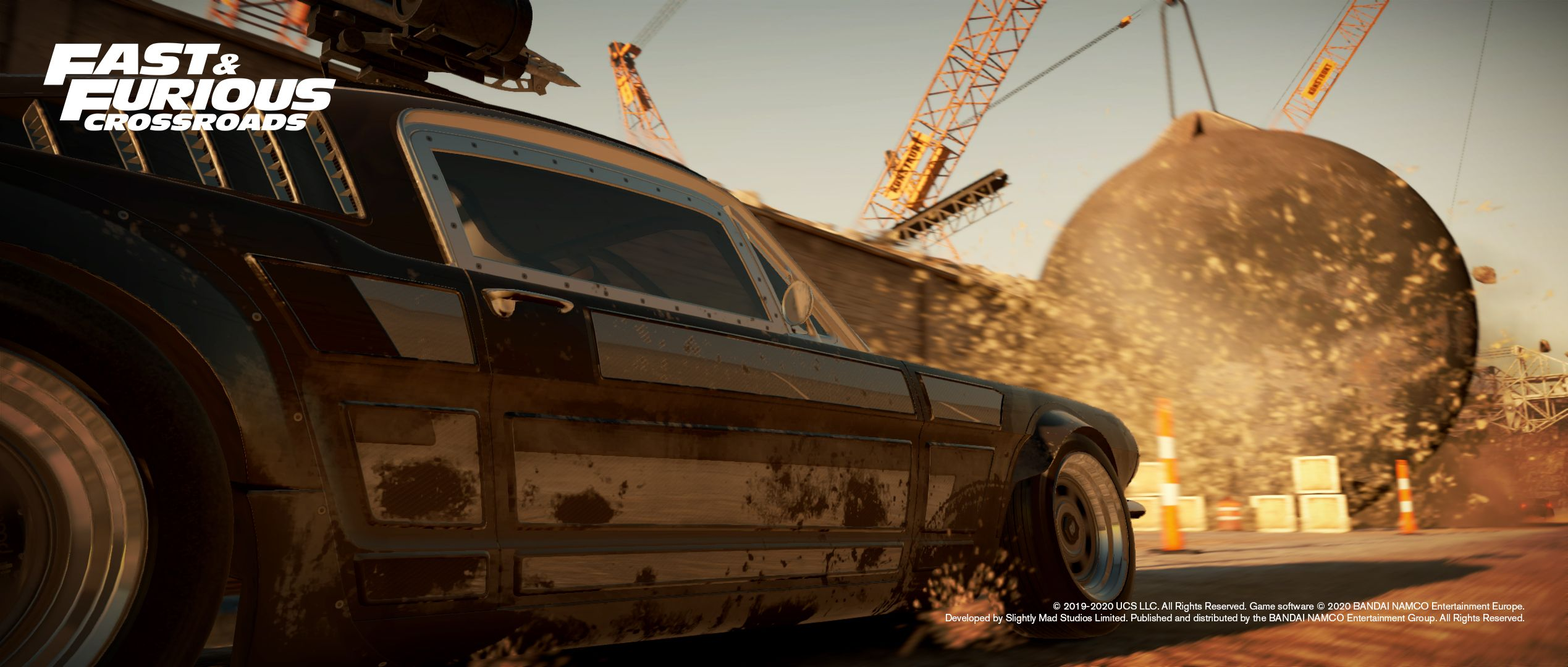 Fast & Furious Crossroads: trailer oficial del videojuego