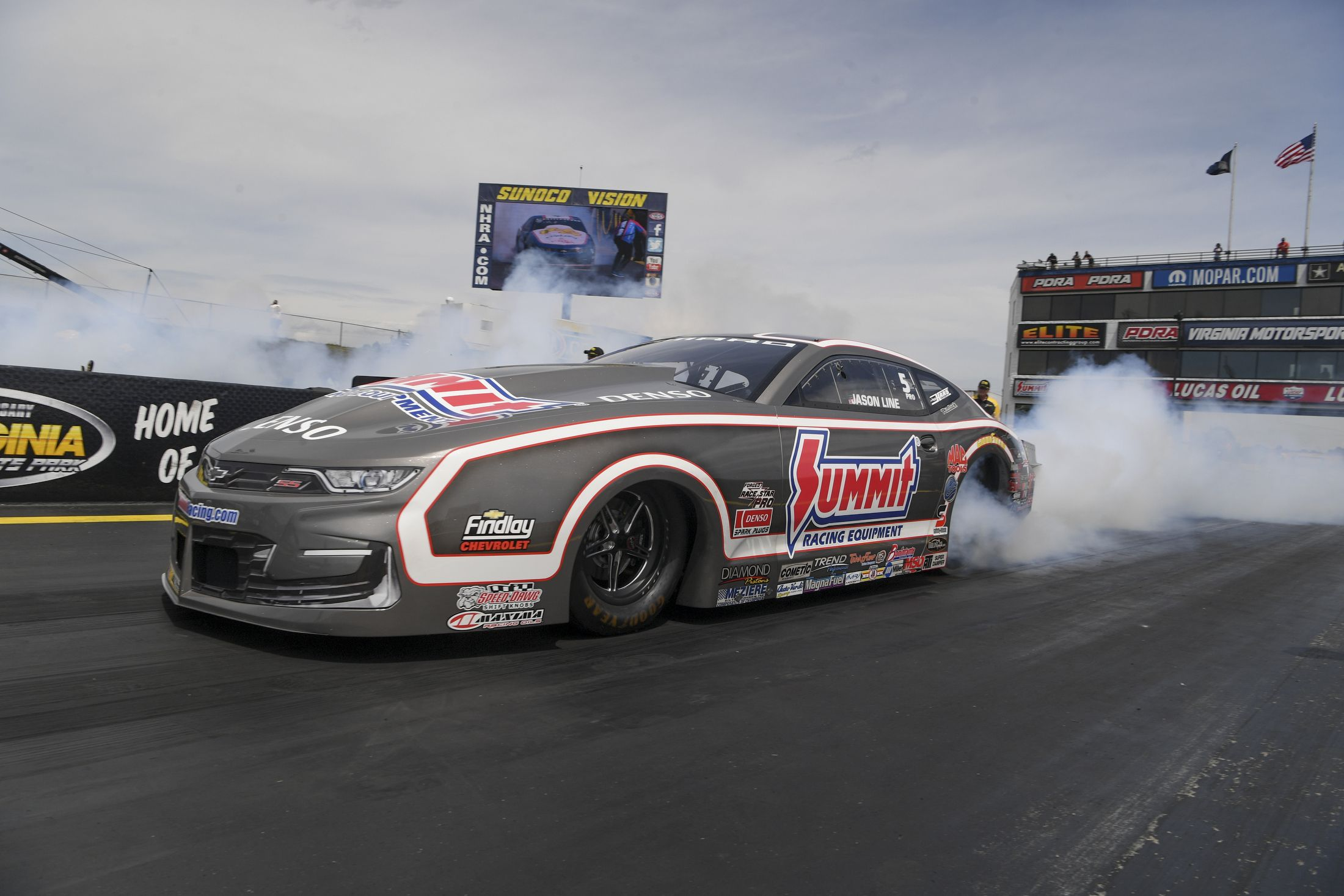 3-time NHRA Champion Jason Line to Retire from Pro Stock after 2020