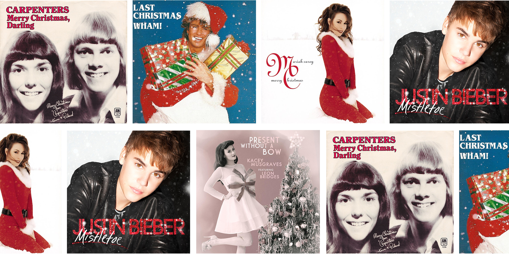 The Greatest Christmas Love Songs Ever Recorded