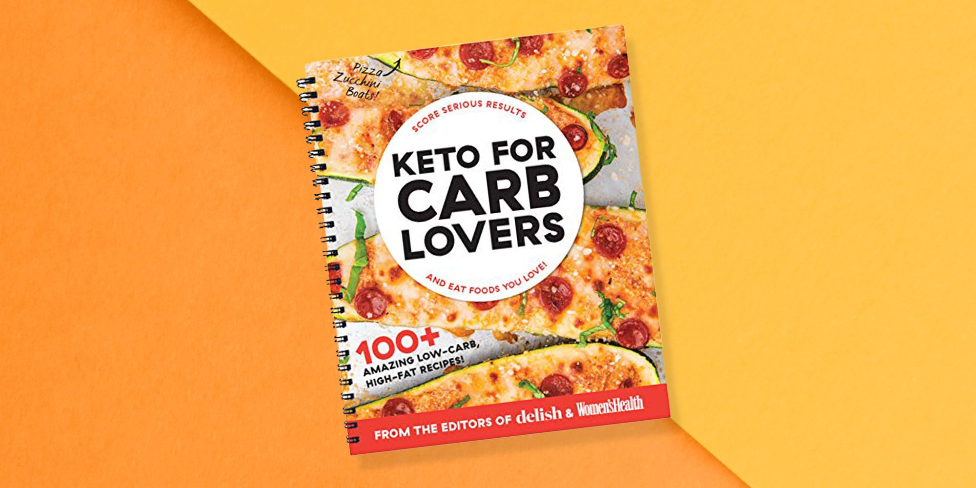 The 'Keto For Carb Lovers' Cookbook Is On Sale For 32 Percent Off On Amazon For Black Friday 2019