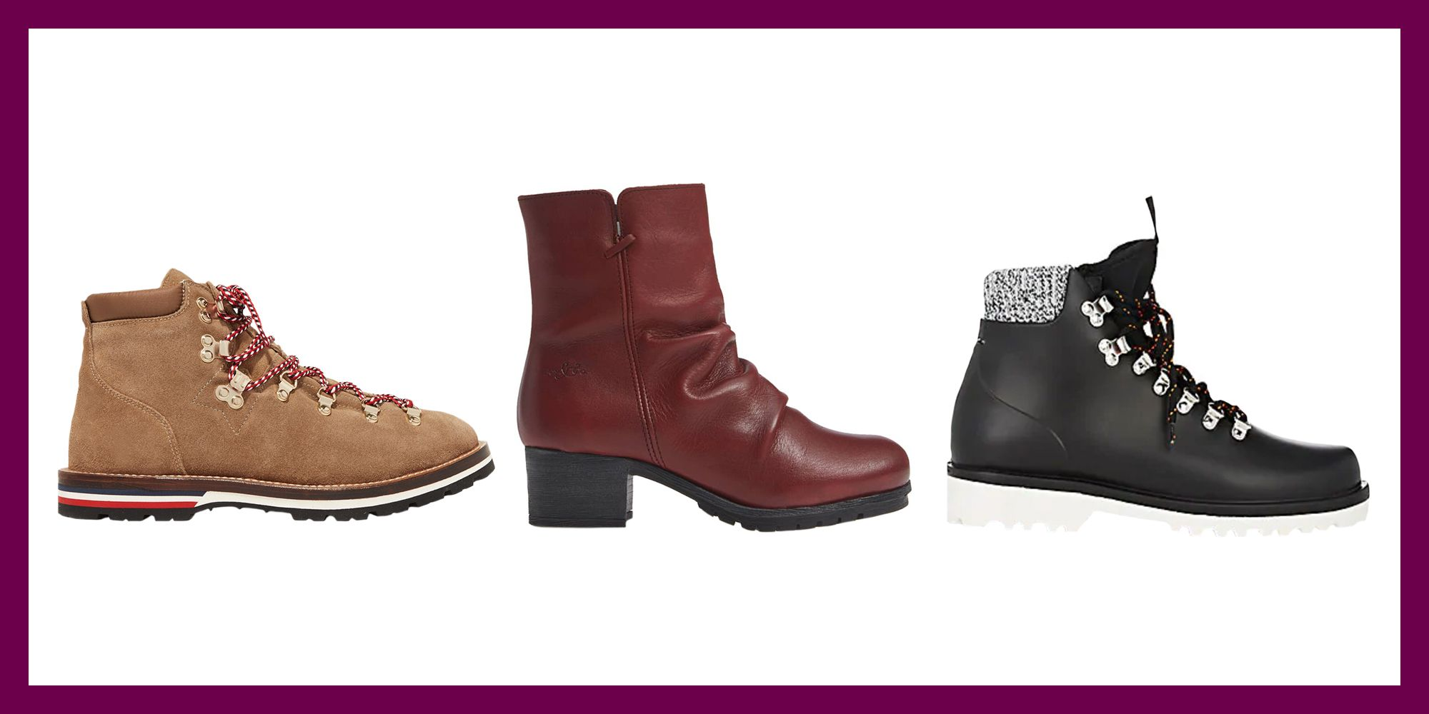 15 Snow Boots You'll Actually Want to Wear This Winter