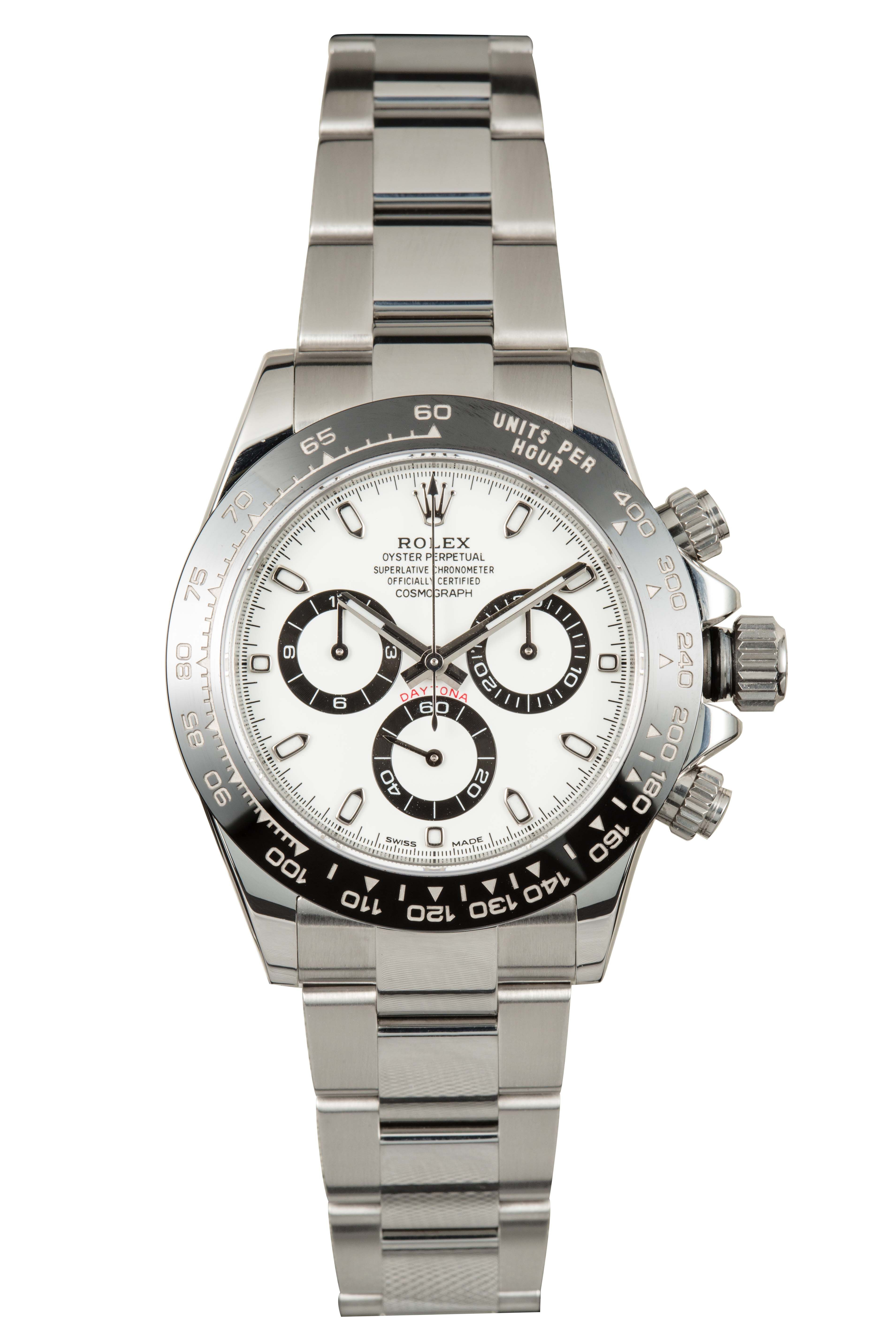 This Rolex Auction Features 13 Super-Collectible Daytona Watches