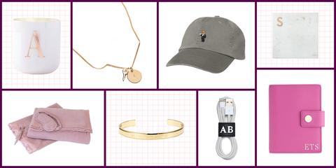 14 Monogrammed Gift Ideas That Aren T Cheesy