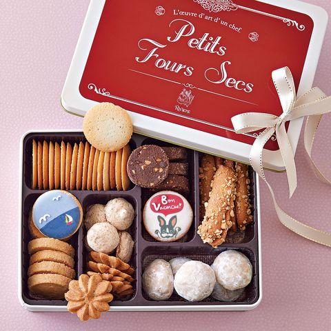 洋菓子店リビエール 夏のクッキー缶 3,600円