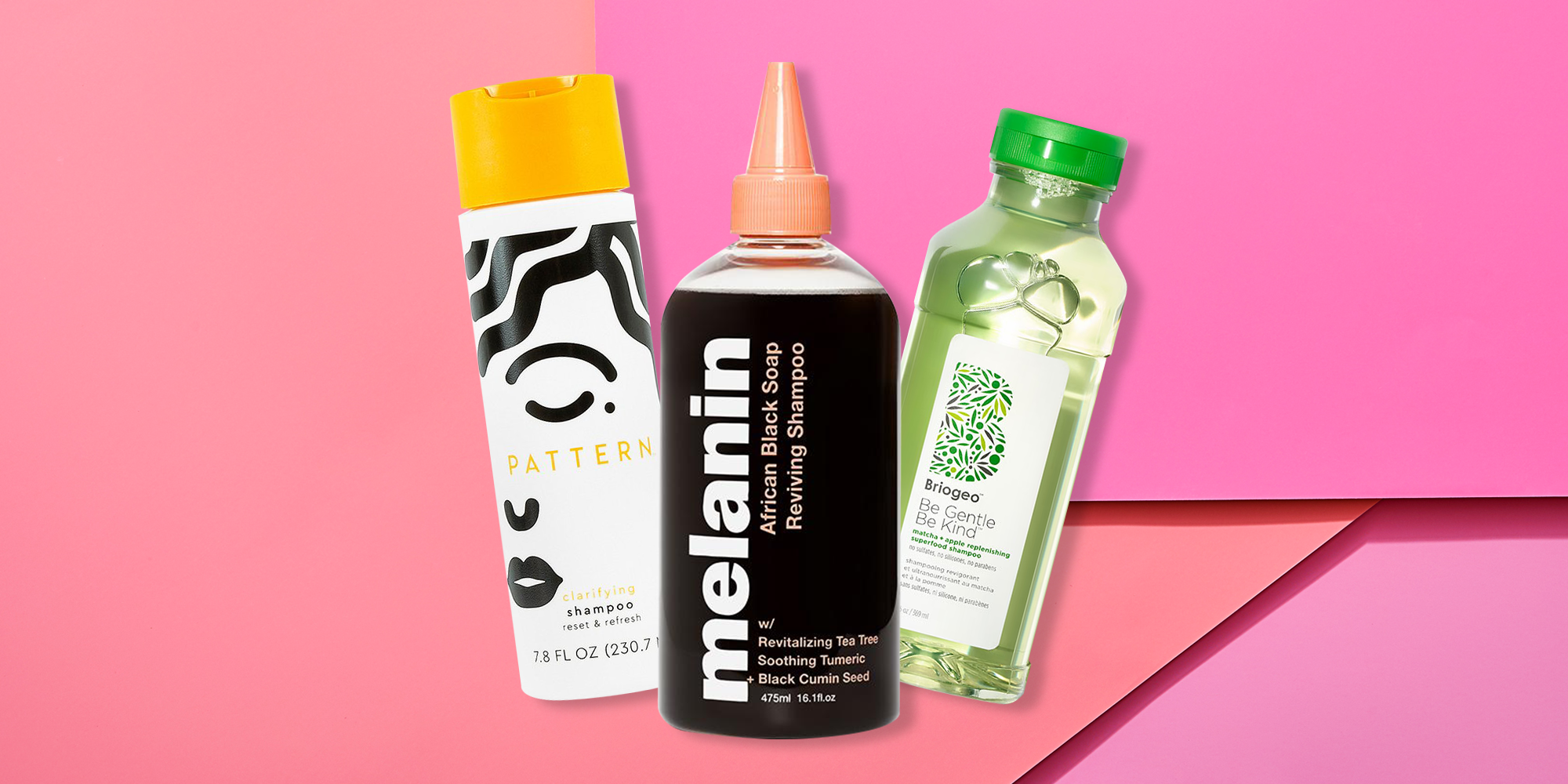 The 20 Best Clarifying Shampoos For Curly And Coily Hair