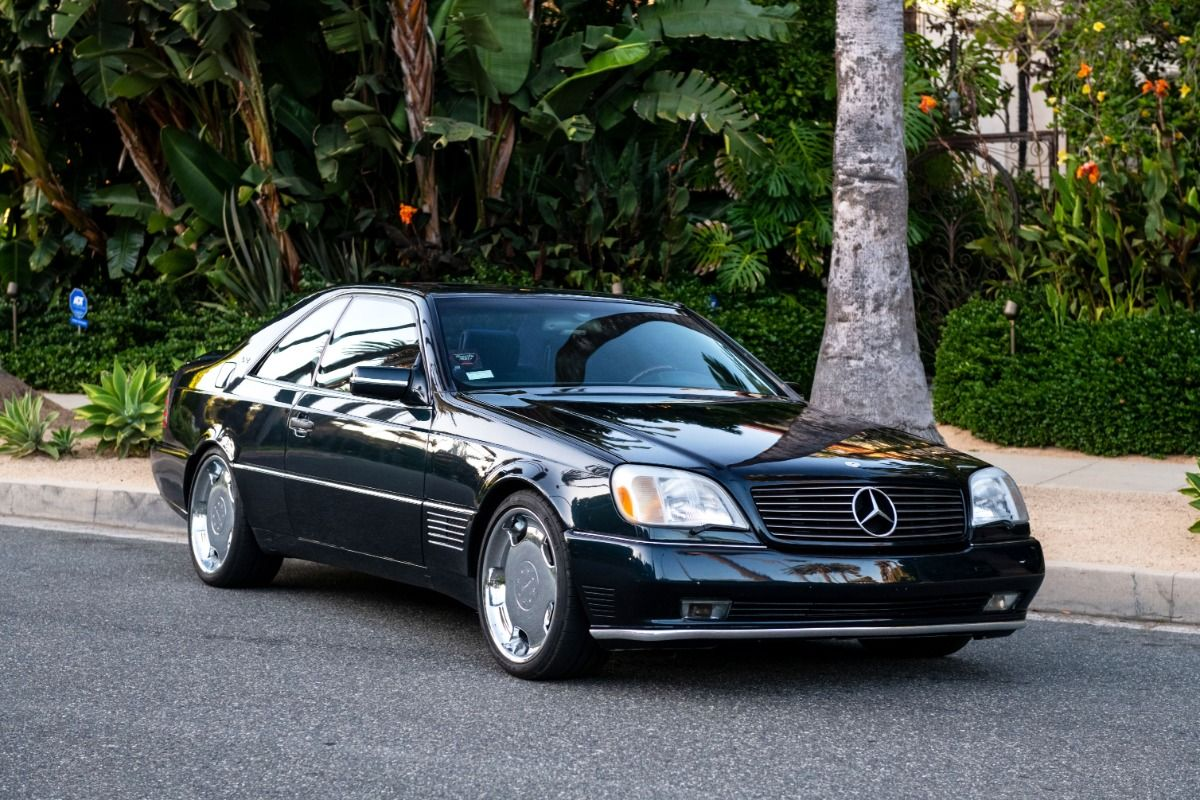 Michael Jordan S Mercedes S600 From The Last Dance Is For Sale