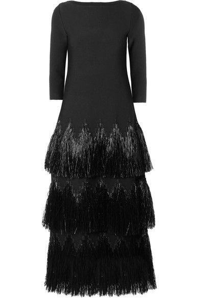 Angelina Jolie black dresses