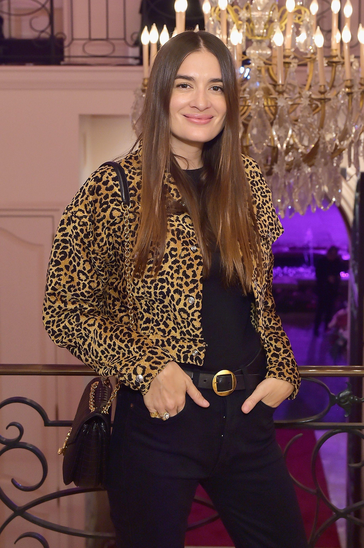 Natalia Bonifacci Natalia Bonifacci attends the Hotel Vivier Los Angeles event hosted by Ines de la Fressange and Gherardo Felloni on April 2 in Beverly Hills, California.