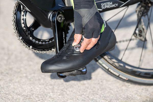dit is het voordeel van fietsen met klikpedalen