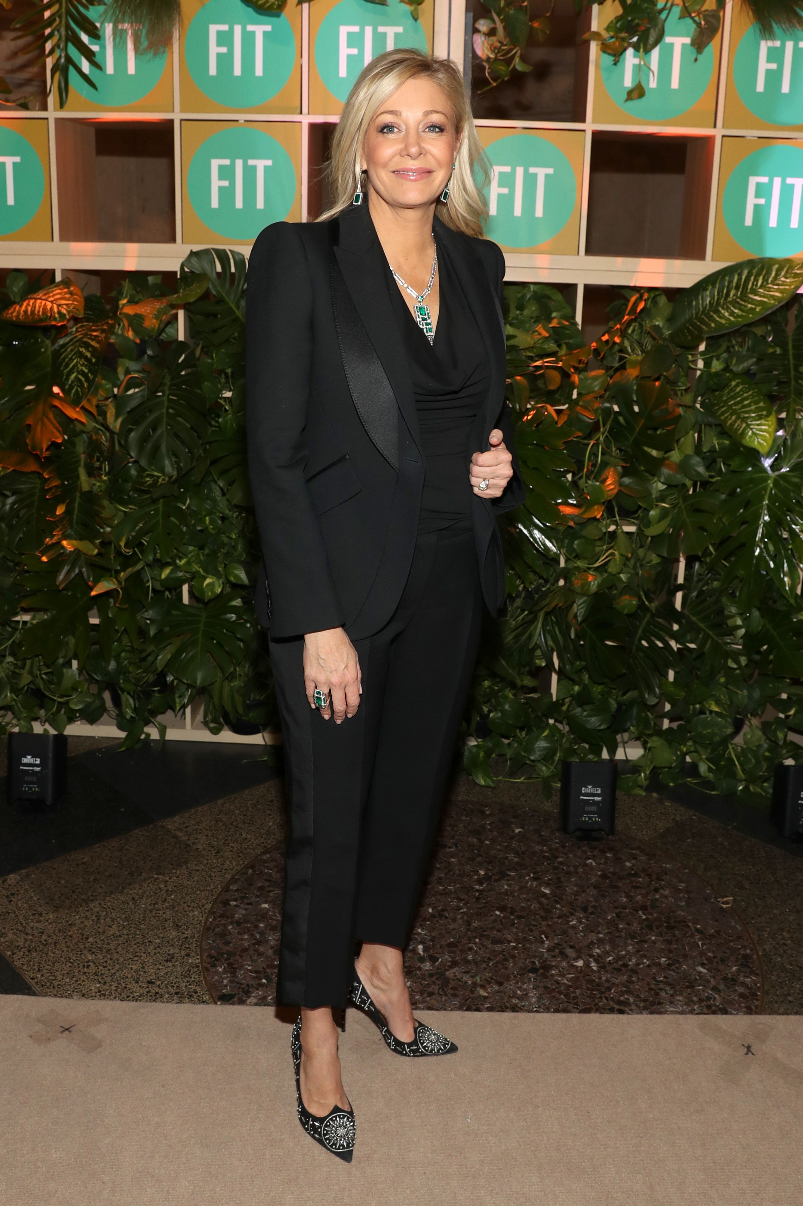 Nadja Swarovski Nadja Swarovski attends the Fashion Institute of Technology (FIT) and FIT Foundation's 2019 Annual Awards Gala at the American Museum of Natural History on April 3 in New York.