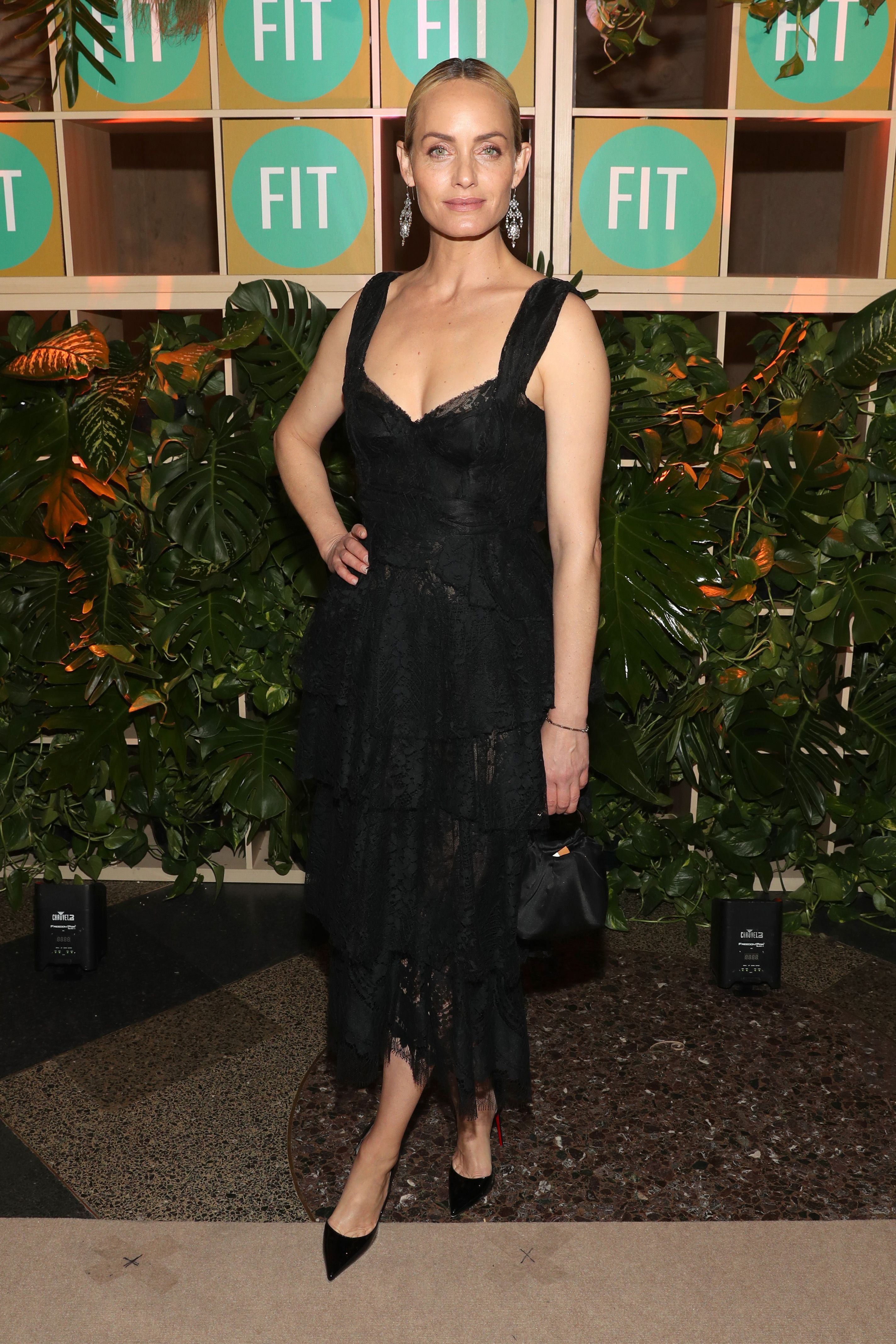 Amber Valletta Amber Valletta attends the Fashion Institute of Technology (FIT) and FIT Foundation's 2019 Annual Awards Gala at the American Museum of Natural History on April 3 in New York.
