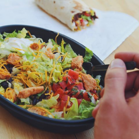 Best low carb takeaway options