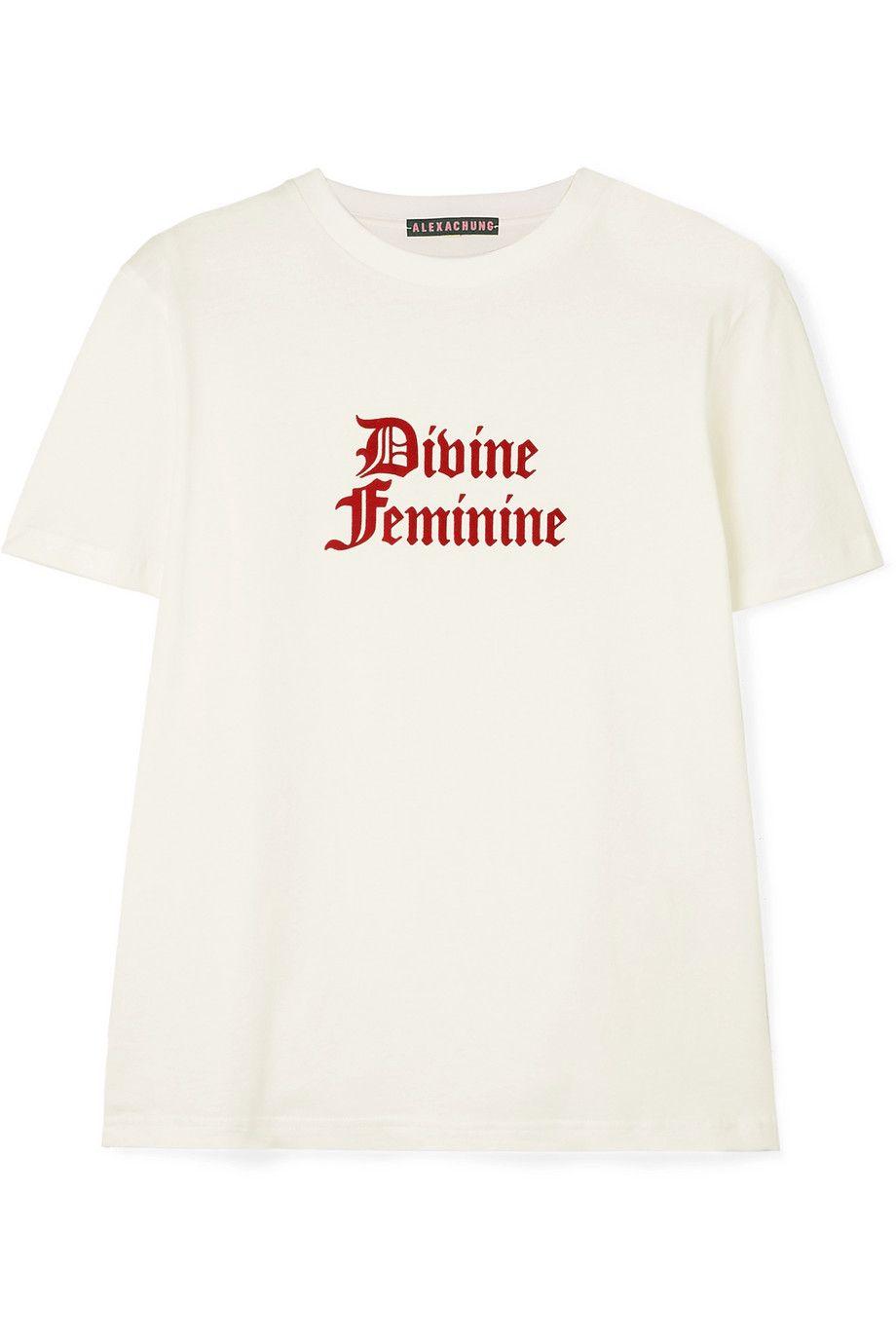 Net A Porter International Womens Day T Shirt