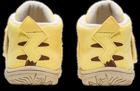 asics最萌皮卡丘球鞋限量開搶!聯名寶可夢嬰兒品牌的卡通童鞋