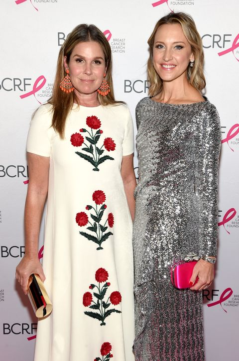 Aerin Lauder, breast cancer