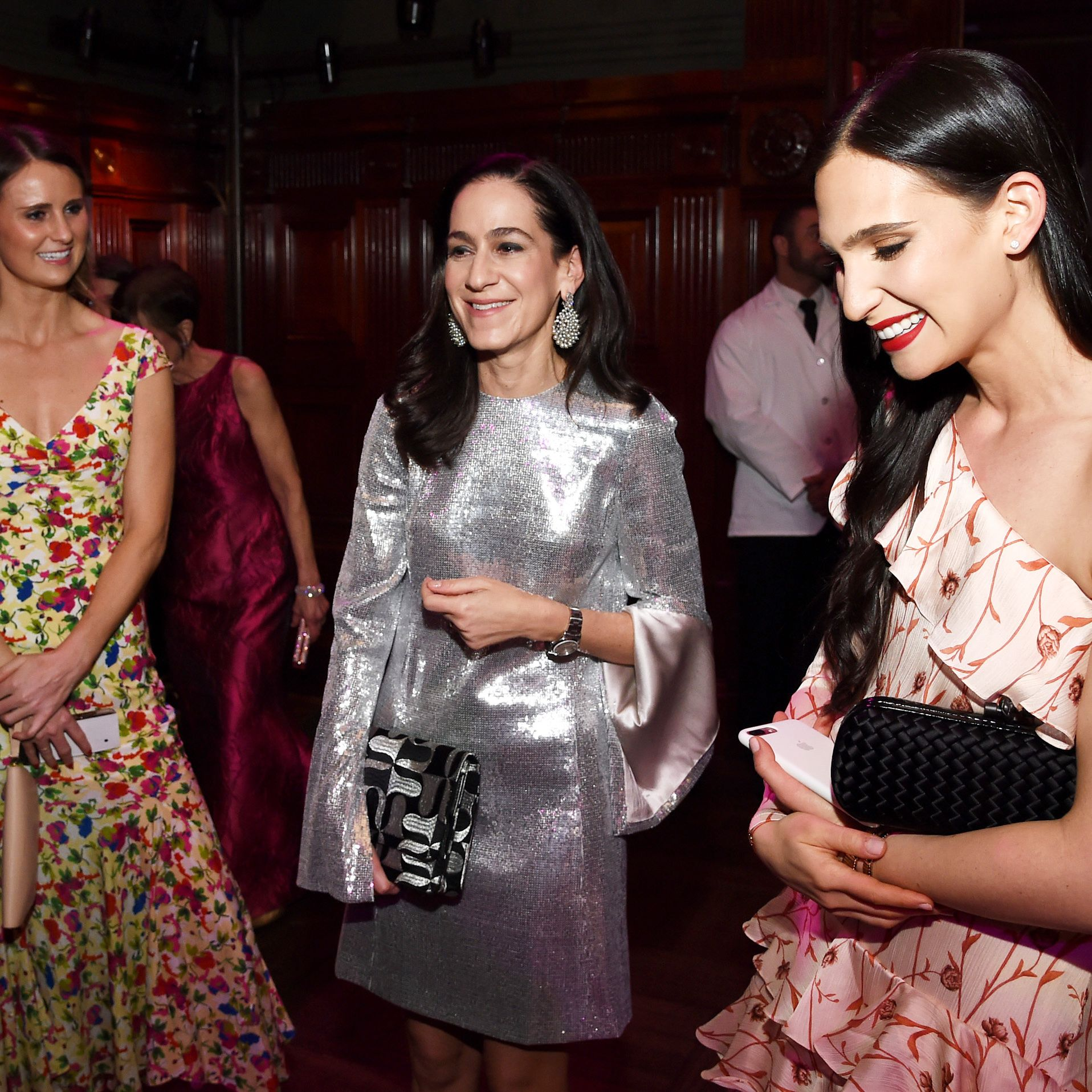 Spring gala season in New York is in full swing. Every other night, it seems, there is a glittering party to attend for causes ranging from historical preservation to art education and poverty reduction .
