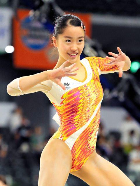 Artistic Gymnastics NHK Trophy - Day 1