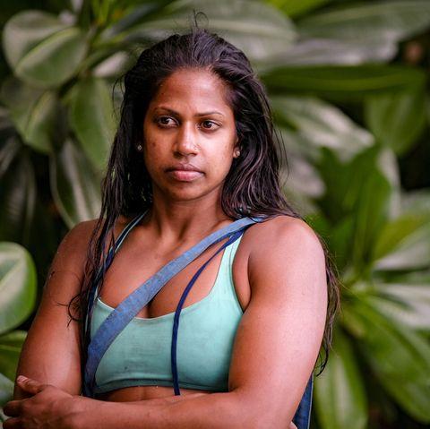 Natalie Anderson Survivor 40 Winners at War
