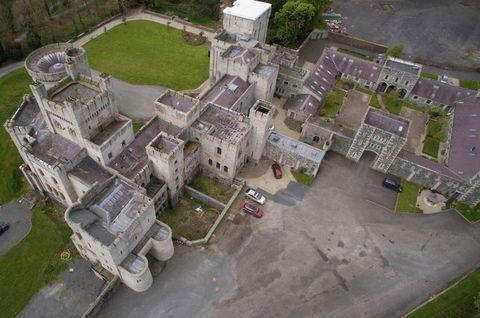 Castillo Juego de Tronos
