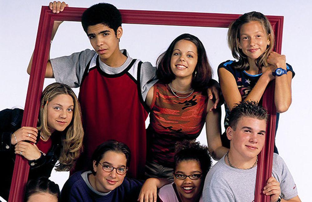 Degrassi cast dating