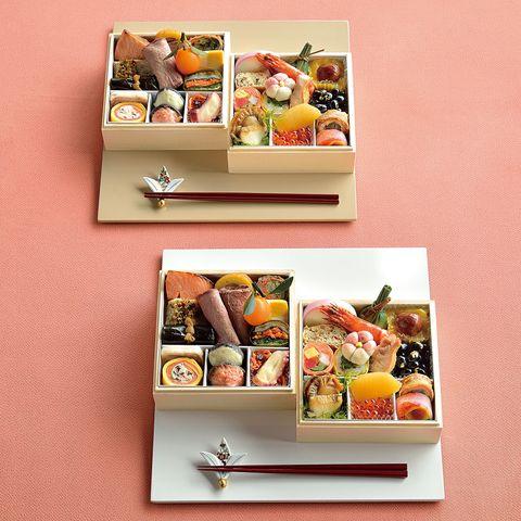 婦人画報のおせち ミニ和二段重×2組(2人前)  18,000円